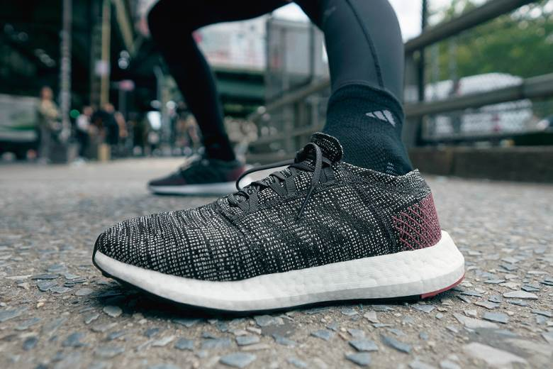 Figures show China's shrinking share of athletic shoe production