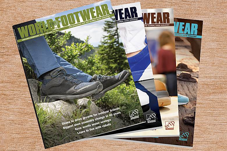The latest issue of World Footwear is now available
