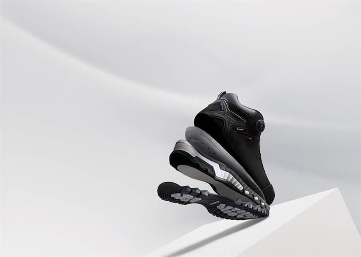 Korean safety shoe brand unveils Sympatex partnership at ISPO