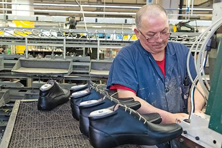 Solutions for filling the shoe skills gap - leather, world leather