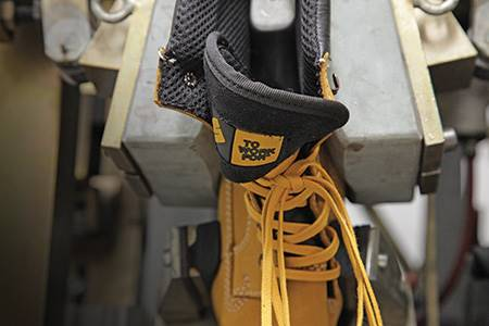 Portuguese safety footwear group AMF has provided a breakdown of the work it...
