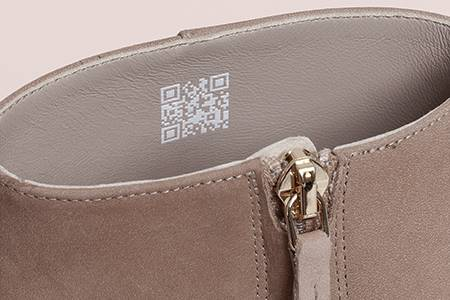 A footwear company from Denmark believes that using leather that consumers...