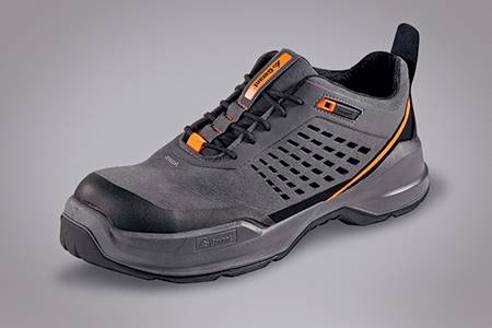 Safety footwear styles made an impression on the jury at the German...