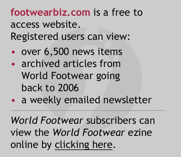 World Footwear subscription benefits