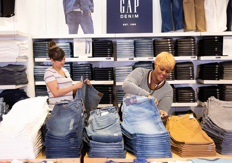 Gap and partners call for circular move