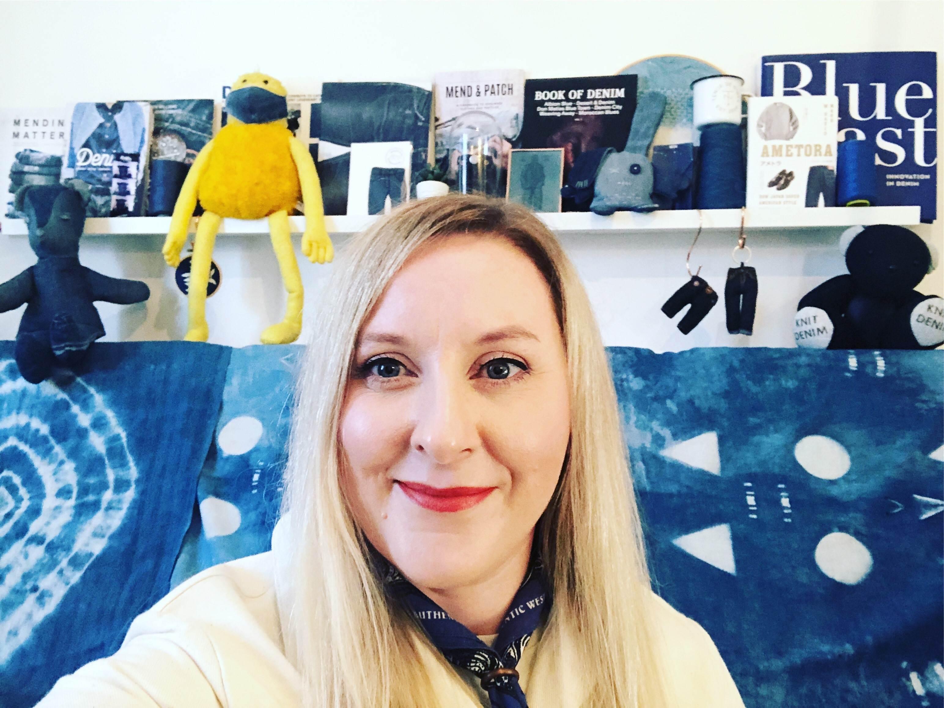 Amanda Barnes: Denim Hang is a global celebration of our community