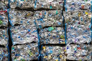 The patchy sustainability of recycled polyester