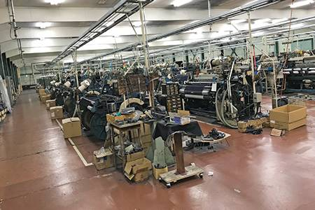 When it comes to Japanese denim fabric manufacturing, there are only a handful...