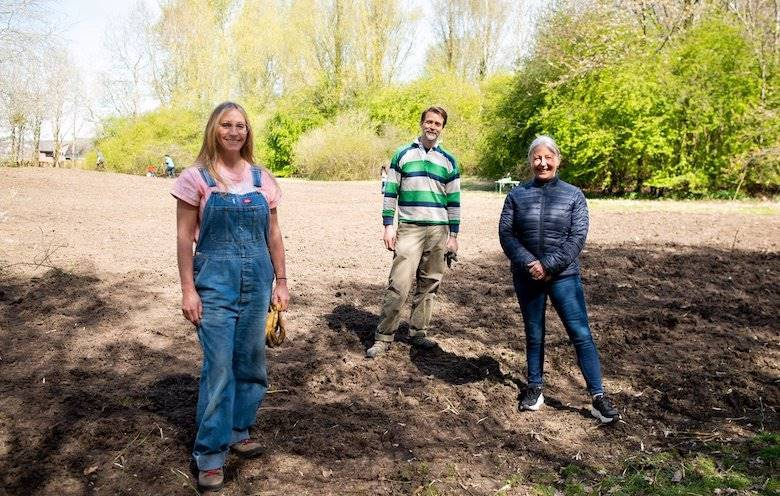 Flax project springs to life in Blackburn